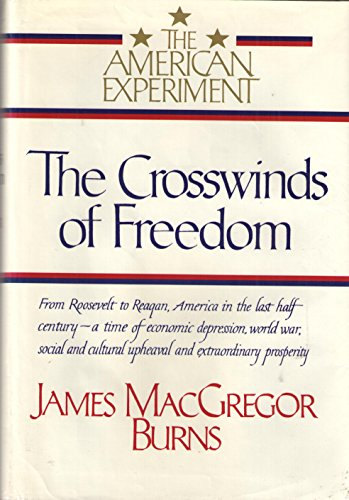9780394512761: The Crosswinds of Freedom: The American Experiment Vol.3