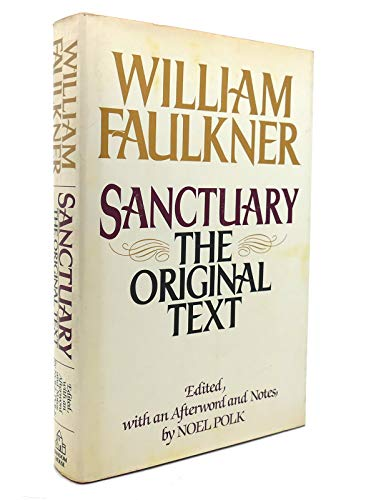 9780394512785: Sanctuary: The Original Text