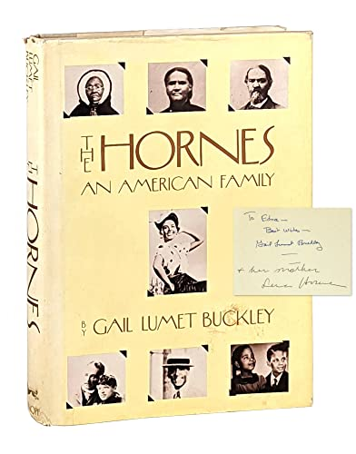 The Hornes: Gail Lumet Buckley