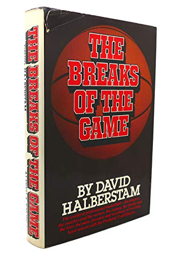 9780394513096: The Breaks of the Game