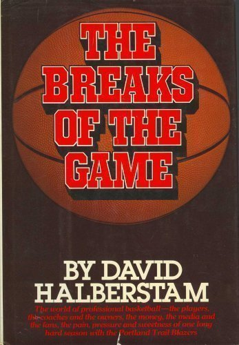 9780394513096: Breaks of the Game