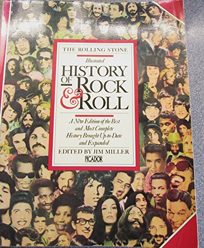 The Rolling Stone Illustrated History of Rock and Roll, 1950-1980: Rolling Stone Press
