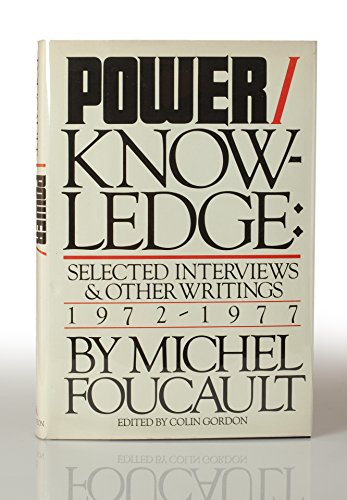 9780394513577: Title: Powerknowledge Selected interviews and other writi