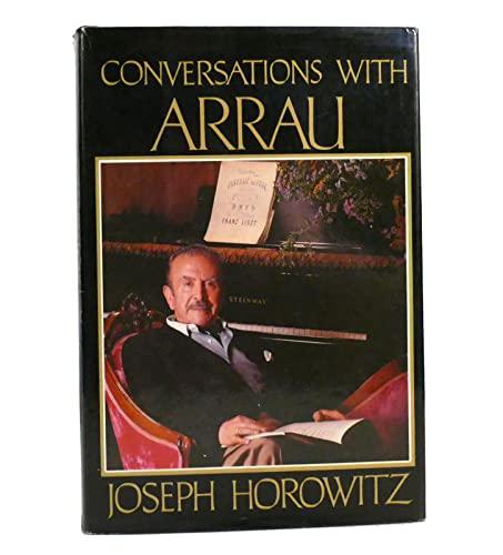 9780394513904: Conversations with Arrau