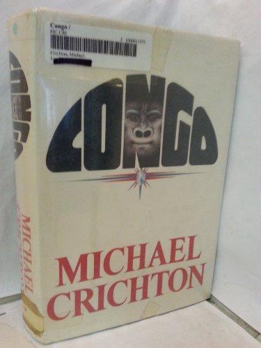 Congo: Crichton, Michael