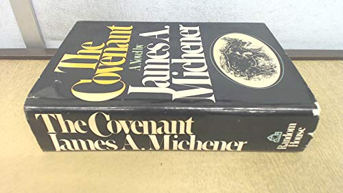 The Covenant: James A Michener