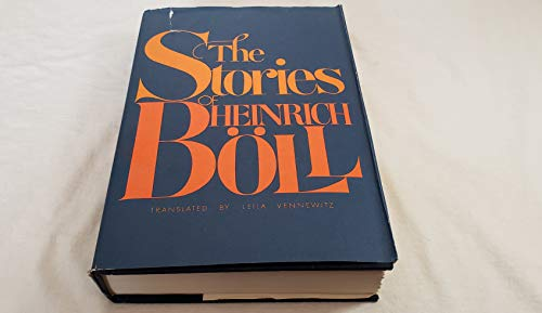 9780394514055: The Stories of Heinrich Boll