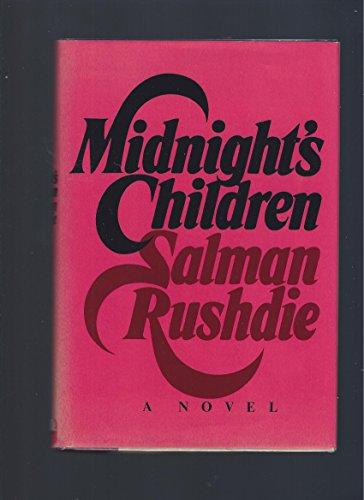 9780394514703: Midnight's Children