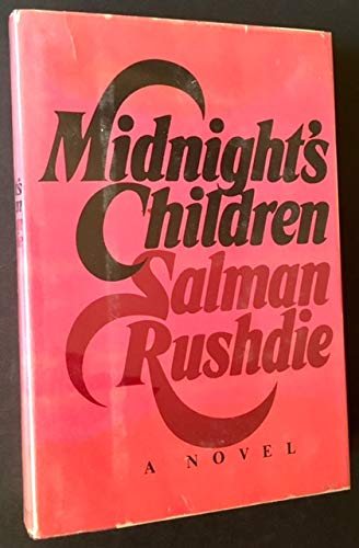 9780394514703: MIDNIGHT'S CHILDREN