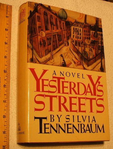 9780394514789: Yesterday's Streets