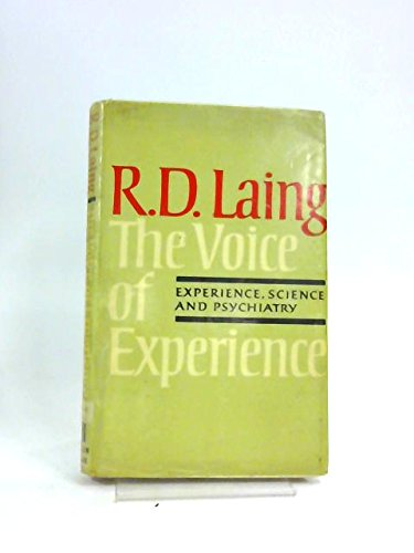9780394515526: The Voice of Experience