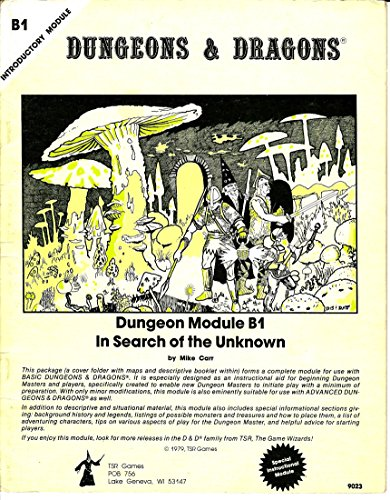 9780394515724: In Search of the Unknown (Module B1)