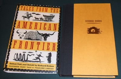 9780394516820: Tales from the American Frontier (Pantheon Fairy Tale and Folklore Library)