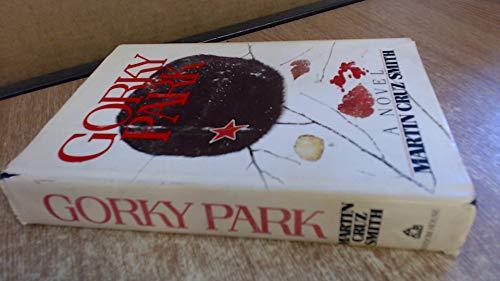 9780394517483: Gorky Park: A Novel
