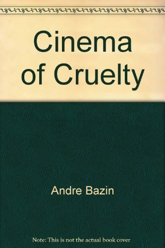 9780394518084: The Cinema of Cruelty: From Bunuel to Hitchcock