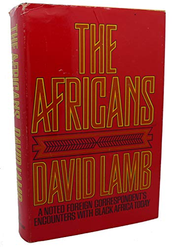 9780394518879: The Africans