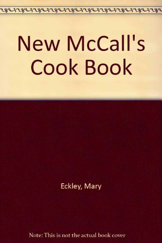 9780394519708: New McCall's Cook Book