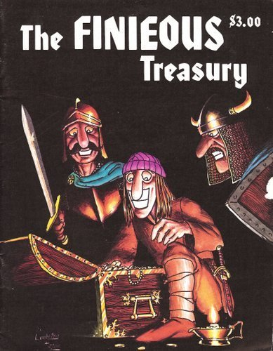 The Finieous Treasury, Vol. I: Webster, J.D.