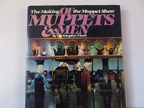 9780394520858: Of Muppets and Men: The Making of the Muppet Show