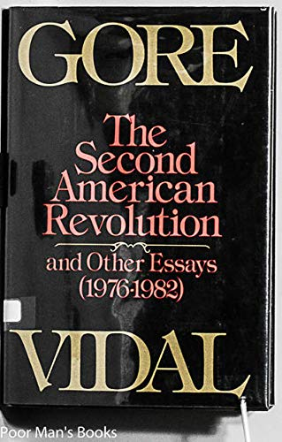 9780394522654: The Second American Revolution and Other Essays (1976-1982)