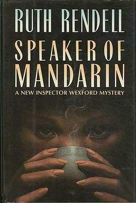 9780394522722: Speaker of Mandarin (A New Inspector Wexford Mystery)