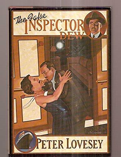 9780394522944: The False Inspector Dew