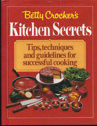 9780394523064: Betty Crocker's Kitchen Secrets