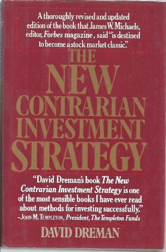9780394523644: The New Contrarian Investment Strategy