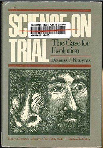 9780394523712: Science on Trial: The Case for Evolution