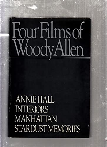 9780394524436: Four Films of Woody Allen