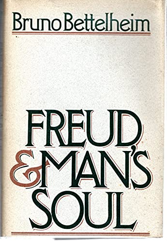 9780394524818: Freud and Man's Soul