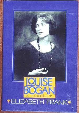 Louise Bogan: A Portrait