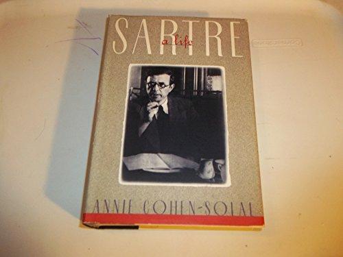 9780394525259: Sartre: A Life