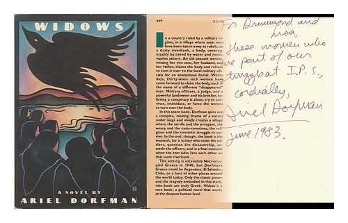 Widows [Signed First Edition]: Dorfman, Ariel