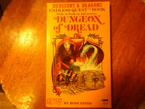 9780394527420: Dungeon of Dread