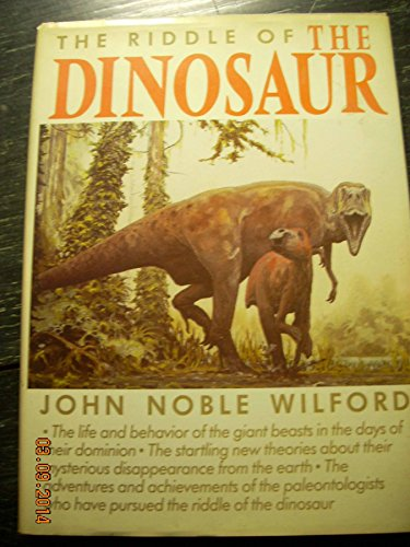 9780394527635: The Riddle of the Dinosaur