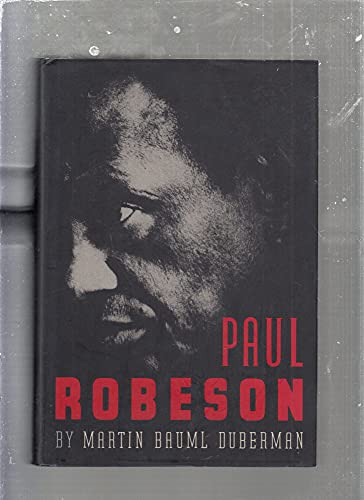 9780394527802: Paul Robeson