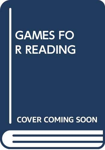 9780394527857: Games for Reading