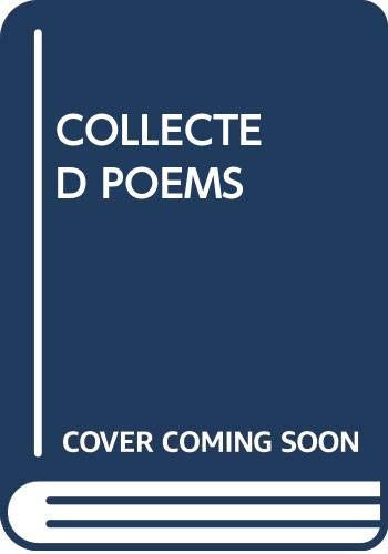 9780394528106: Collected Poems