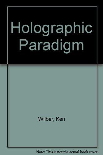 9780394528236: Holographic Paradigm