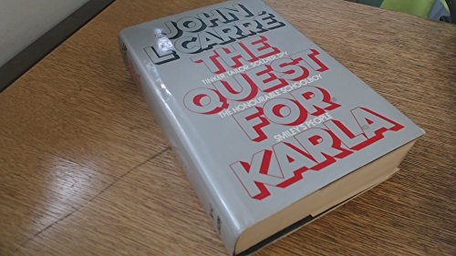 9780394528489: The Quest for Karla