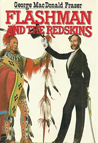 9780394528526: Flashman and the Redskins