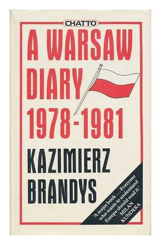 A WARSAW DIARY 1978 - 1981