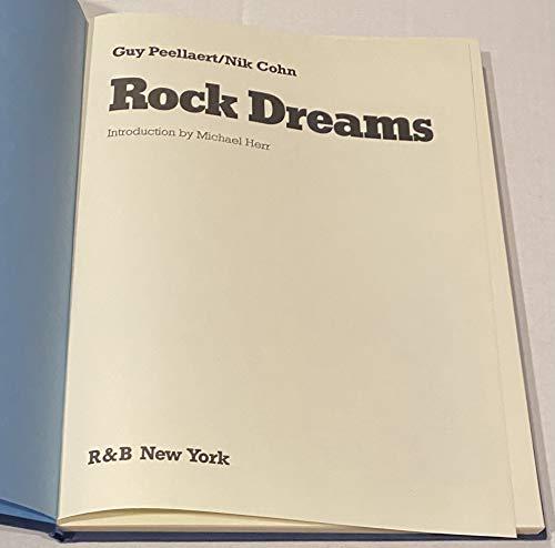 9780394528700: Rock Dreams