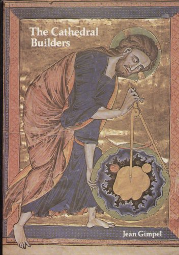 9780394528939: The Cathedral Builders