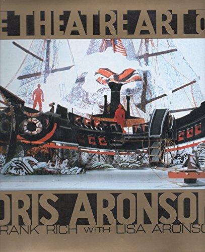 9780394529134: The Theatre Art of Boris Aronson