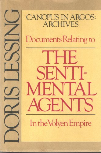 9780394529684: Documents Relating to the Sentimental Agents in the Volyen Empire (The Canopus in Argos Archives)