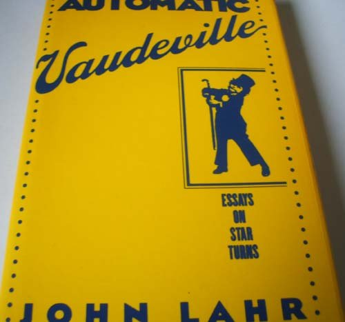 Automatic Vaudeville: Lahr, John