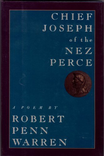 """CHIEF JOSEPH OF THE NEZ PERCE: Who Called Themselves the Nimipu """"The Real People"""": Warren, ..."""