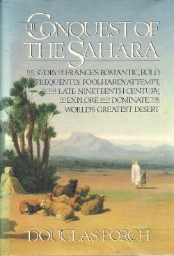 9780394530864: Conquest of the Sahara
